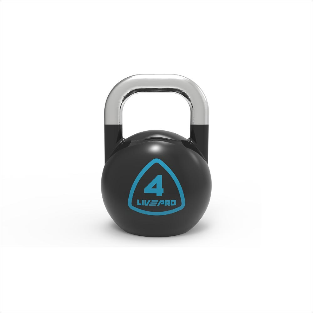 STEEL COMPETITION KETTLEBELL-LP8042
