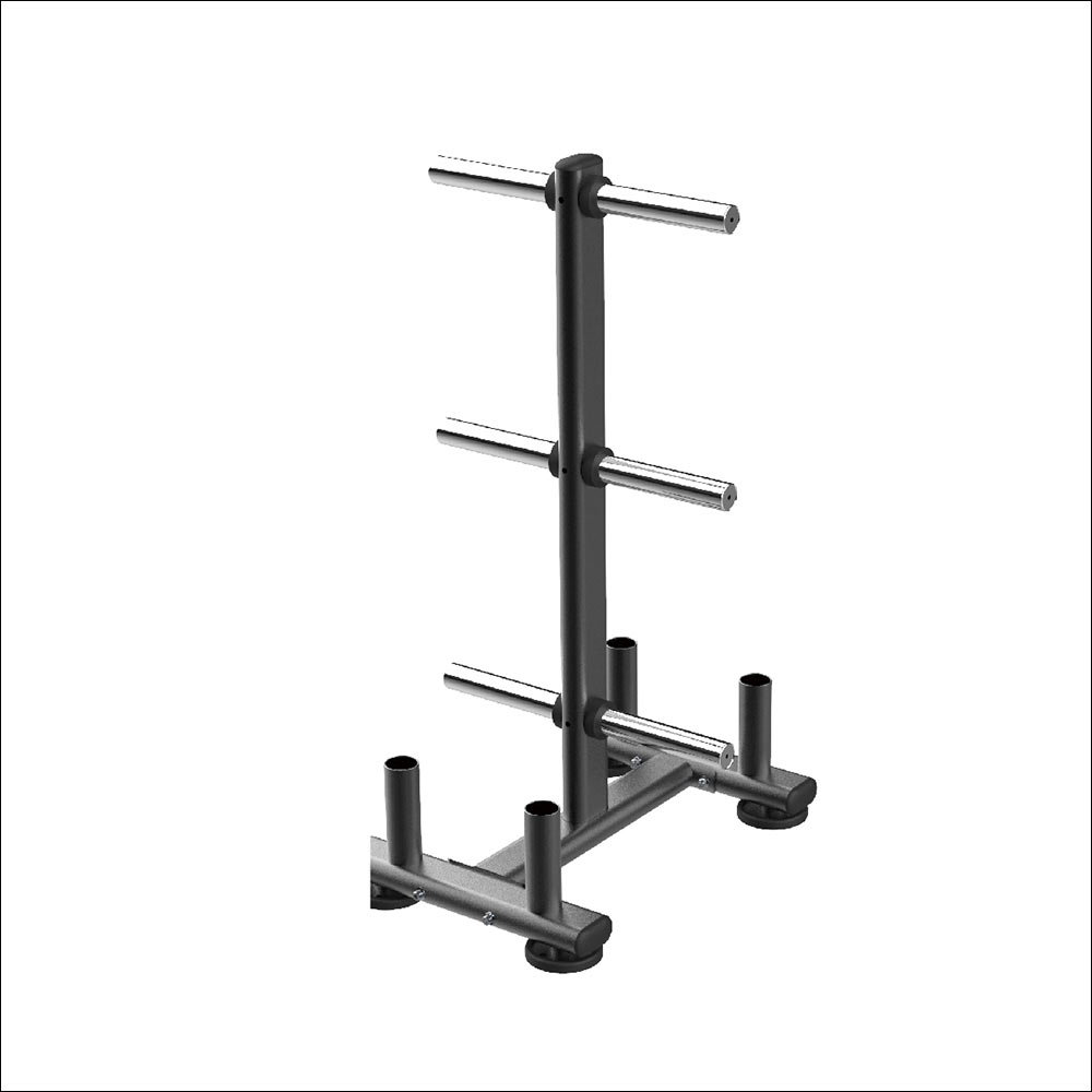 OLYMPIC PLATE TREE AND BAR RACK