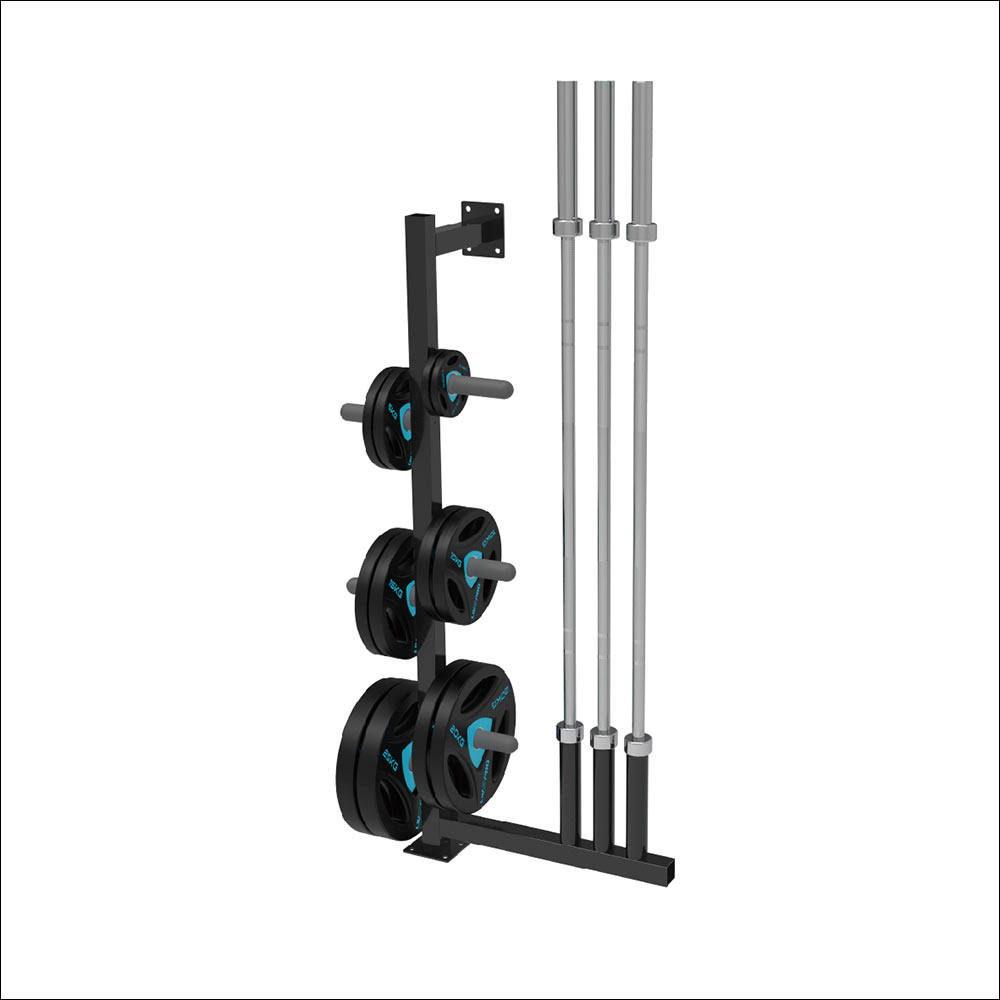 SETS BARBELL WALL RACK